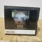 Full Wolf Moon by Lincoln Child ExLibrary 6 CD Unabridged Audiobook Free Ship