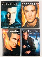 The Pretender: Complete Series on DVD - All Seasons 1 2 3 4 - Rare Set
