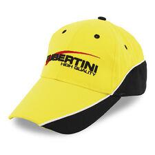 Cappellino in cotone Tubertini CONCEPT BLACK CAP  misura unica