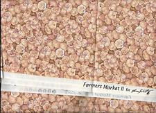 FARMERS MARKET FOR FREE SPIRIT FABRICS,ONE AN ONE HALF YARDS.