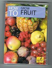 HOW TO GROW FRUIT - TOM PETHERICK - 2008 - DVD NEUF NEW NEU