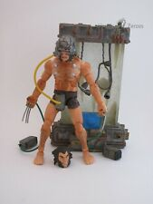 Marvel Legends ToyBiz Series 7 VII WEAPON X Wolverine Action Figure Complete