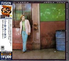 Sealed !! NEIL LARSEN - JUNGLE FEVER 1978 Japan CD w/OBI Rare OOP