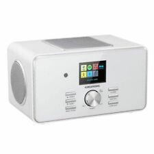 Grundig DTR 6000 DAB+ Radio Wlan Internetradio Radio Weiß