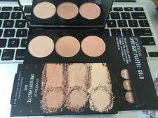 Smashbox Spotlight Palette, Gold, 0.3 oz / 8.6 g NIB 3 highlighter shades
