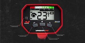 Minelab Vanquish 340 Détecteur de Métaux - Noir