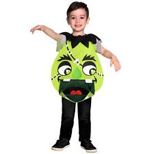 Child's Halloween Frankenstein's Monster Tabard Ragazze Costume da Bambini