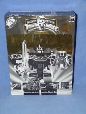 Mighty Morphin Power Rangers Deluxe Megazord  Black & Gold Edition 93 Brand New