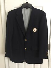 Shinnecock Hills Golf Club Mens Members Only Jacket Sport Coat