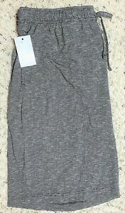 Men's Croft & Barrow Knit Sleep / Pajama Shorts, Sizes S, M, L, Navy, Black, NWT