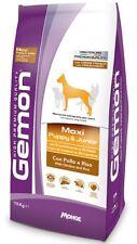 Gemon by Monge Maxi Puppy Junior Con Pollo e Riso 15 kg
