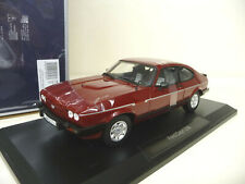 1:18 NOREV Ford Capri II 2.8i Coupe Rot Red 1978-1986 NEU NEW