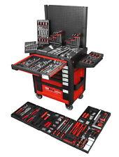 XXXL Werkstattwagen gefüllt Werkzeugwagen Werkzeugschrank Werkzeugkasten Toolbox