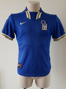 Italy 1996 - 1997 Home football Nike shirt size XS