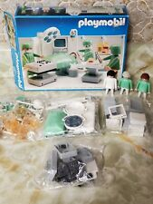 1992 Playmobil Hospital Operating Room 3459 Medical Surgery Doctor. NEW. READ