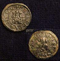 *GUTSE*71-FELIPE III, 2 MARAVEDIS 1606, SEGOVIA, MBC