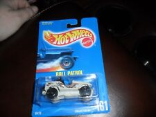 Rare Hot Wheels Army Jeep Roll Patrol #161(w/ Cammo Tampo on side & Star on Hood