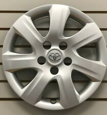 "2010 2011 TOYOTA CAMRY 16"" 7-spoke Hubcap Wheelcover Factory Original 61155"
