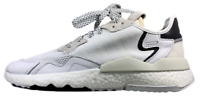 Adidas Nite Jogger Black White Star Wars EE6255 Sneakers Shoes Mens NEW