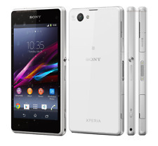 "Sony Ericsson XPERIA Z1 Compact D5503 16GB 4.3"" White Androide 4G Teléfono Móvil"