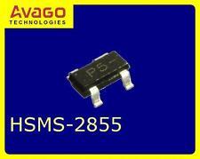 3 Stück AVAGO HSMS-2855 Unconnected Pair Zero Bias Schottky Detector  (2814)