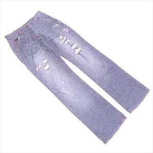 Dolce&Gabbana Jeans denim Blue Cotton cotton Woman Authentic Used L2579