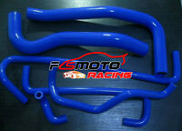 For Holden Commodore VP & VQ 3.8 V6 1991-1994 Silicone Heater Radiator Hose Blue
