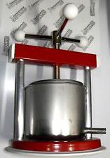 torchietto 1,5 lt Pavi premitutto torchio piccolo in acciaio inox spremitutto