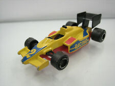Diecast Majorette F1 Racing No. 238 Yellow Good Condition