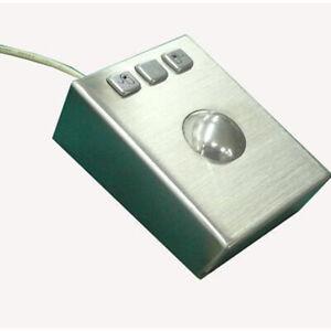 Stainless steel trackball for desktop LBKT35101DT