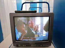 "Ferguson 14"" CRT Television TV, SCART + Remote  - Retro Gaming"