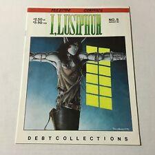 I LUSIPHUR #5 Mulehude Graphics Rare Comic 1992 VF/NM