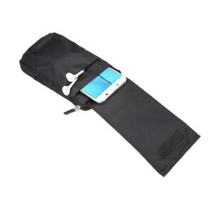 for MOVIC F6005 (2020) Multi-functional XXM Belt Wallet Stripes Pouch Bag Cas...