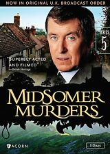 Midsomer Murders: Series 5 New DVD! Ships Fast!