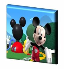 Children's Wall Hangings with Mickey Mouse