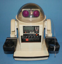 TOMY Omnibot 5402 Vintage Programmable Robot Untested 1984