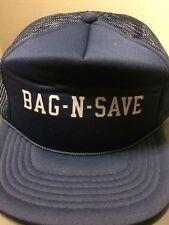 Vintage Bag - N- Save Cap Hat Adjustable Snapback Trucker Hat Madhatter