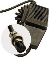 CB Radio Microphone 4 Pin Cobra