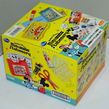 Disney Mickey & Minnie Mini Stationery Box Set - Re-ment   .hok