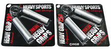 Heavy Grips Hand Grippers POPULAR COMBO HG200-250 NEW Build Grip + Finger Bands