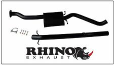 """VP/VR HOLDEN COMMODORE V6&V8 SEDAN WITH IRS 2.5"""" CAT BACK SPORTS EXHAUST SYSTEM"""