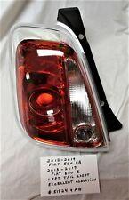 2012-2019 OEM Fiat 500 HB  2013-2017 OEM Fiat 500 E Left Driver Side Tail Light