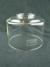 GENUINE TILLEY OIL LAMP GLASS SHADE, NEW OLD STOCK