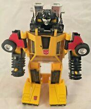 Sunstreaker Vintage G1 1984 Transformers (Figure Only) PreRub