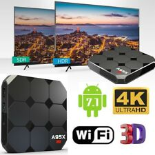 TV Box A95X R2 Android 7.1 4K 2GB 16GB HD 3D WIFI S905W Quad Core Media Player