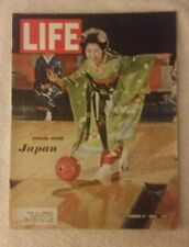 LIFE Magazine September 11, 1964; Special Issue:  Japan - RARE FIND!!