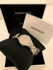 Calvin Klein Womens Watch CK Brand New 100% Authentic With Box K43231