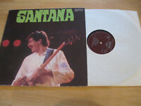 LP Santana Same Everybody's Everything Vinyl Amiga DDR 8 55 519