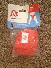 NIP bumGenius Flip Diaper Cover Snap Closing - Sassy