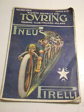 TOURING CLUB ITALIANO APR.1913 PARMA  LAGO SANTO MONTE MARINO L5-265